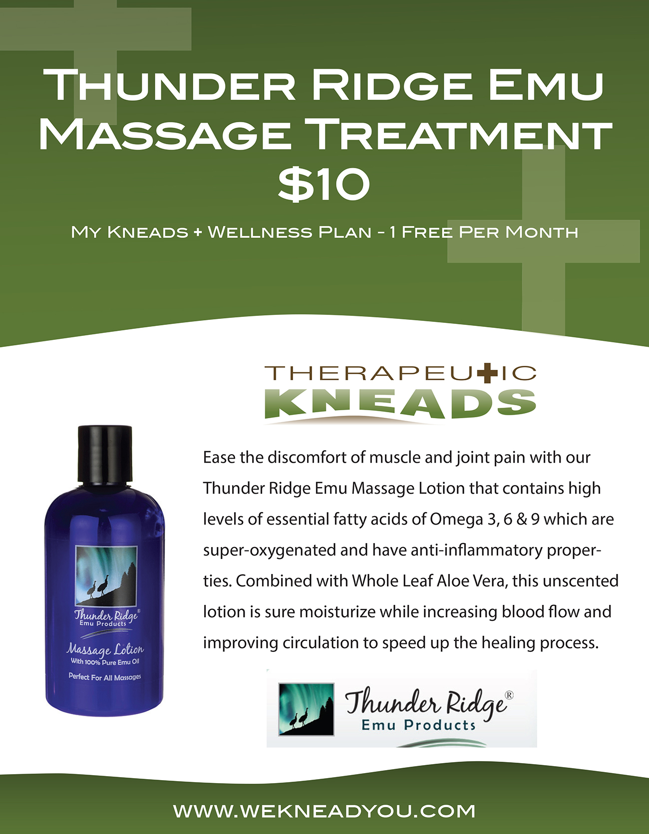 scalp & face massage