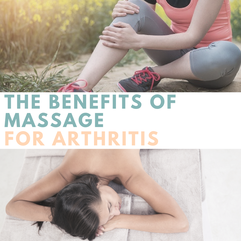 The Benefits of Massage Therapy for Arthritis