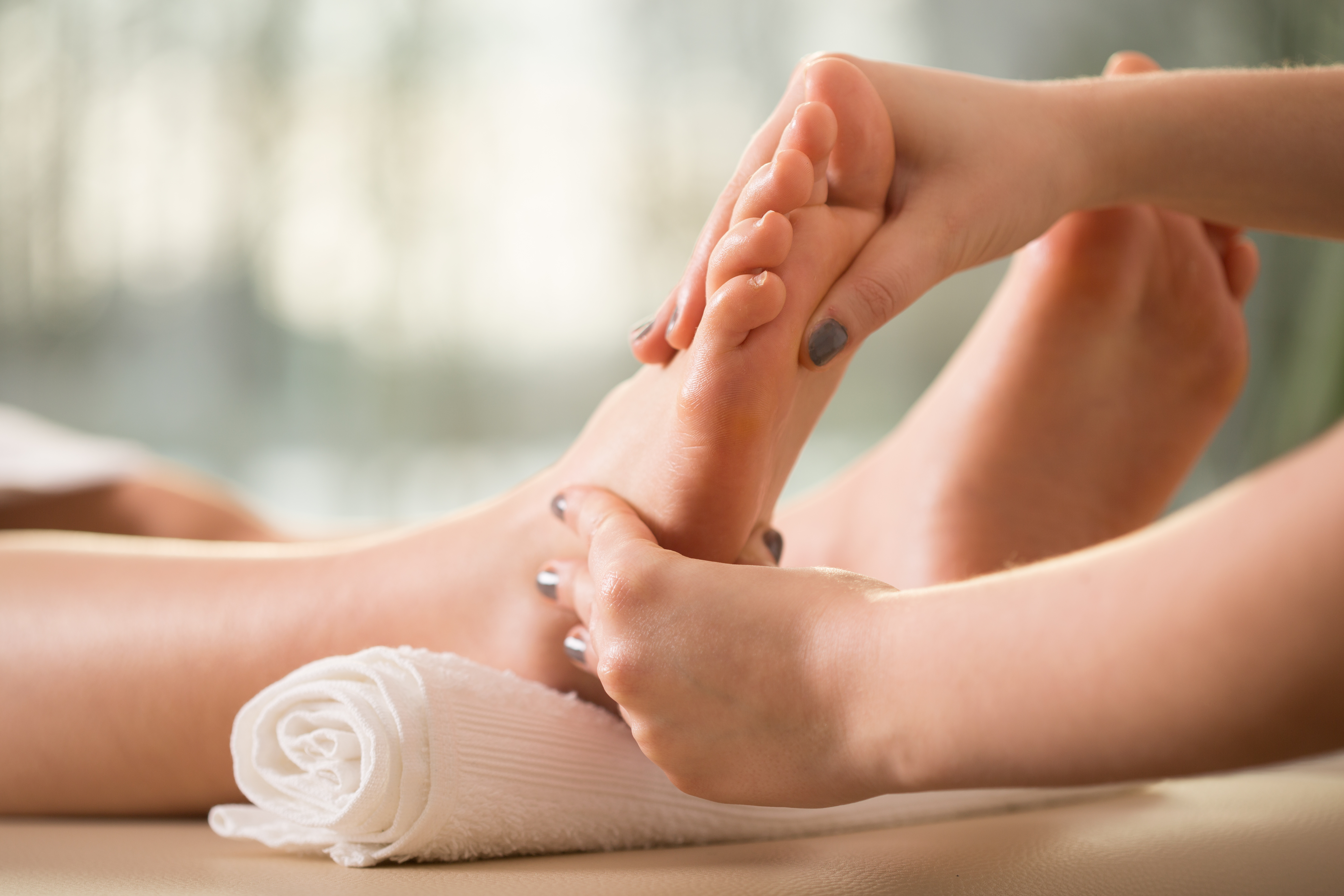 How to Get a Real Foot Massage That Will Knock Your Socks Off!
