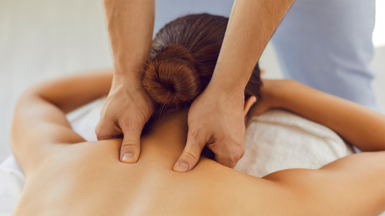 Massage Therapy for Emotional Health